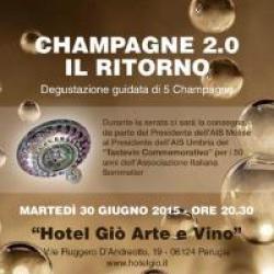 Champagne 2.0 - Il Ritorno