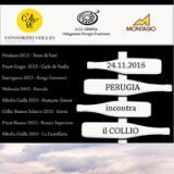 Perugia incontra il Collio