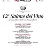 12° Salone del Vino