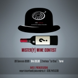 MISTER(Y) WINE CONTEST